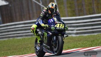 MotoGP: Rossi su Sky: la rivalità con Biaggi mi piaceva di più