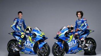 MotoGP: Rins e Mir: ecco la nostra nuova Suzuki GSX-RR