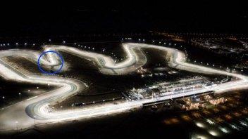 MotoGP: L'esperimento: chi sbaglia... prende la strada più lunga