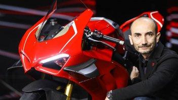 Moto - News: Domenicali: Ducati elettrica? Ci vorrà del tempo