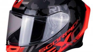 Moto - News: Scorpion EXO R1 Air1: arriva l'integrale racing