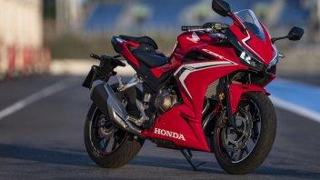 Moto - News: Honda: come cambiano le nuove 500 bicilindriche da 35 kW