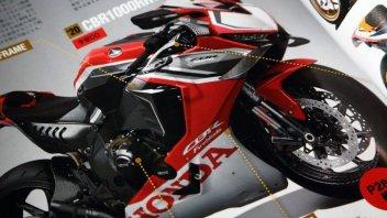 News Prodotto: Honda CBR1000 RR: nuove indiscrezioni per il 2020