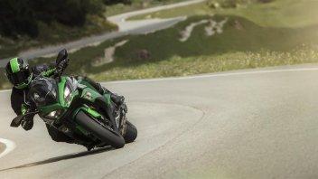 """Moto - News: Kawasaki: si parte con le super promozioni per le """"verdone"""""""