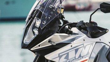Moto - News: KTM: richiamo per 1290 Super Adventure m.y. 2015 e 2016