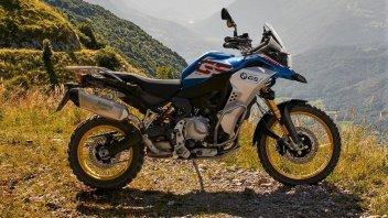 Moto - News: BMW: come cambia la nuova F 850 GS Adventure