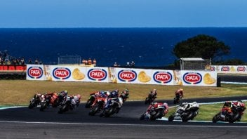 SBK: A Phillip Island debutta la Superpole Race, ecco come funziona