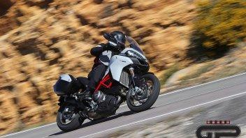 Moto - Test: Ducati Multistrada 950 S: un mondo perfetto