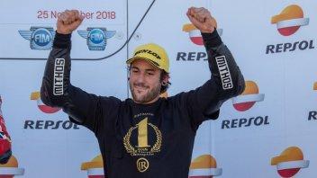 Moto2: Odendaal salta test e gara in Qatar, lo sostituisce Raffin