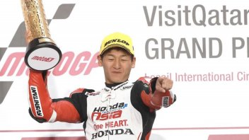 Moto3: Kaito Toba, il pilota che il Giappone attendeva