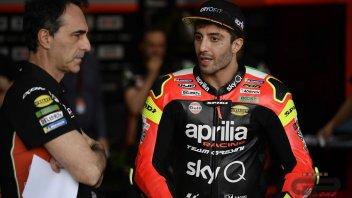 """MotoGP: Albesiano: """"Il dt Aldridge ha bisogno di un aiuto"""""""
