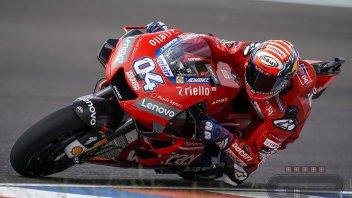 MotoGP: Ducati attacks with Dovizioso and Miller, Marquez hides