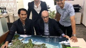 MotoGP: Ezpeleta prepara il ritorno della MotoGP in Indonesia: il VIDEO 3D