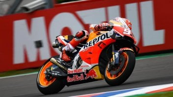 MotoGP: Marquez over Vinales and Dovizioso in qualifying, Rossi 4th