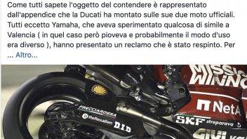 MotoGP: Biaggi: In aerodynamics, the limit between lawful and unlawful is very fine