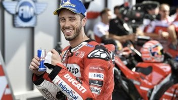 """MotoGP: Dovizioso: """"I didn't expect to be so fast"""""""