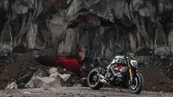 News Prodotto: Ducati Diavel 1260: in prova il 23 ed il 24 marzo