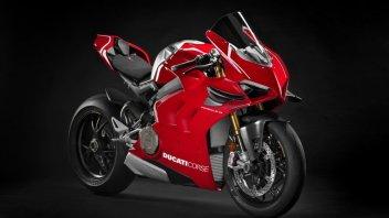 Moto - News: In America la Ducati Panigale V4 R è depotenziata
