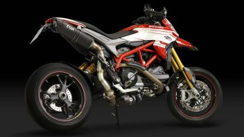 Moto - News: Exan: personalità per Ducati Hypermotard e Hyperstrada 939