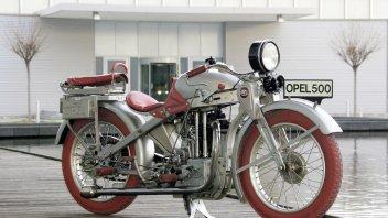 Moto - News: Opel, dalle moto alle auto e non viceversa