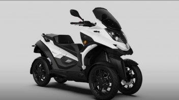News Prodotto: Quadro eQooder: il quattro ruote, diventa elettrico