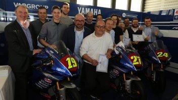 News: Il G.A.S. Racing Team si presenta e punta al bis titolato