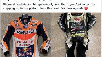 News: Alpinestars al fianco di Brad 'The Bullet' Baker