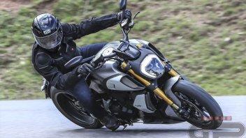 Moto - Test: Ducati Diavel 1260 S: diavolo tentatore