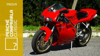 Moto - Test: Ducati 916 | Perché Comprarla Classic