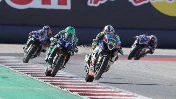 MotoAmerica: Elias like Márquez, six consecutive wins in Austin
