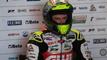 """MotoGP: Rabbia Crutchlow: """"Penalità stupida, a Rossi e Marquez non l'avrebbero mai data"""""""