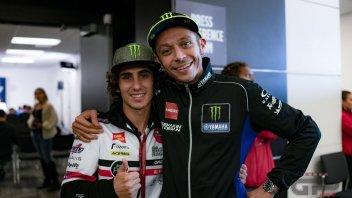 "MotoGP: Rossi: ""Beat Marquez? I'd already like to ride alongside him."""