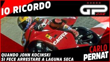MotoGP: Pernat ricorda: quando Kocinski finì in galera a Laguna Seca