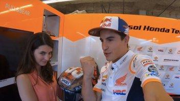 MotoGP: Marquez ci porta dietro alle quinte del suo GP di Austin