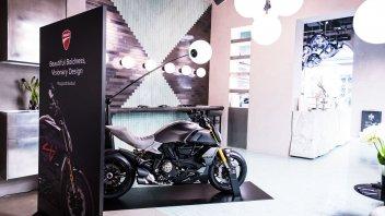 Moto - News: La Diavel 1260 S diventa audace e visionaria