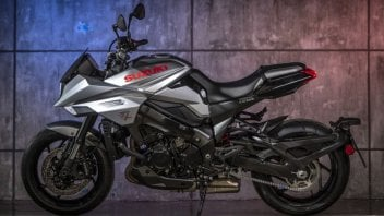 Moto - News: Suzuki Katana: la roadster di Hamamatsu arriva sul mercato