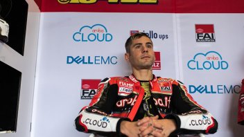 """SBK: Bautista: """"The Ducati makes me forget all other bikes"""""""