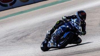 SBK: FP3: Gradinger e Yamaha in vetta nella 600. 7° De Rosa su MV