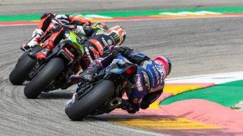SBK: Aragon: ascolti sotto il milione per la Superbike su TV8