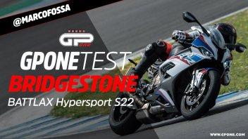 Moto - Test: A Jerez sulle orme di Rossi con le Bridgestone S22