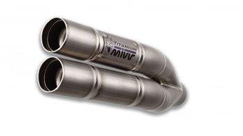 Moto - News: Scarico 'double gun' e Öhlins TTX per la Ducati Multistrada 950
