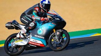 Moto3: Weekend perfetto per Mcphee a Le Mans, 2° Dalla Porta