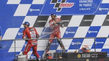 "MotoGP: Petrucci: ""I didn't want to repeat Argentina 2016. I would've gotten a beating."""