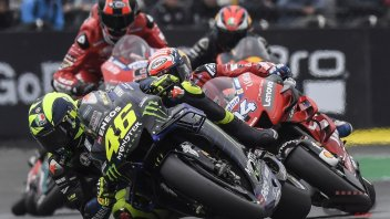 """MotoGP: Rossi: """"The problem is the engine, the new M1 in the Brno tests"""""""