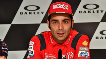 """MotoGP: Petrucci: """"If I don't win with Ducati, I won't be able to with other bikes."""""""