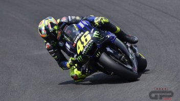"""MotoGP: Rossi: """"We need to try and win to beat Marquez"""""""