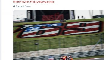 MotoGP: MotoGP remembers Nicky Hayden