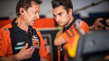 MotoGP: Pedrosa inizierà il lavoro di tester con KTM a giugno