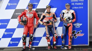 MotoGP: Marquez under escort, but Petrux and Miller will not race for Dovizioso
