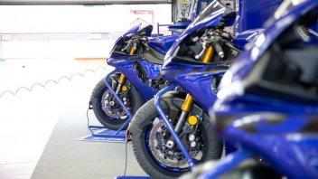 Moto - News: Old School Racing di Alex Gramigni: Pirelli e Yamaha ancora insieme